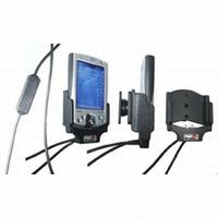 HP IPAQ 2210 draaib.actieve houder met kabel connectie