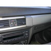 Brodit angled mount v. BMW 3-serie E90/E91 05- dashb hout ge