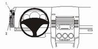 Brodit left mount v. Mazda 5 05-06