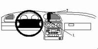 Brodit center mount v. Ford Mondeo 97-00