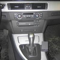 Brodit console mount v. BMW 3-reeks E90 05-
