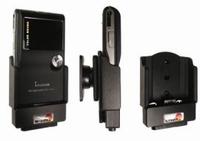 Brodit actieve draaib. houder iAudio X5 kabelconnectie
