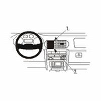 Brodit center mount voor Seat Toledo 99-03