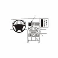 Brodit center mount v. Chrysler Crossfire 04-