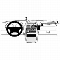 Brodit angled mount v. Daewoo Korando 97-00