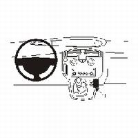 Brodit angled mount v. Renault Scenic 04-