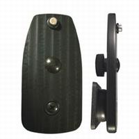 Brodit passieve draaibare houder 122 mm gecentreerd