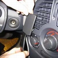 Brodit center mount v. Renault Modus 05-