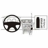 Brodit angled mount v. Opel Signum 02-06