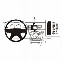 Brodit center mount v. Opel Signum 02-06