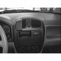 Brodit center mount v. Mazda Demio 00-02