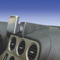 Kuda navi console v.Alfa Romeo 159 10/05 zwart