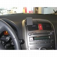 Brodit center mount v. Toyota Auris 07-12
