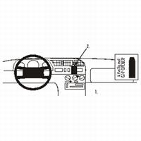 Brodit center mount v. Fiat Ducato 95-01
