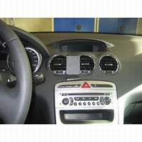 Brodit center mount v. Peugeot 308 08-