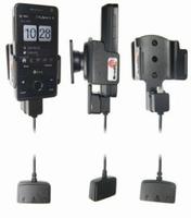 Brodit draaib.houd.3-in-1 Adapter 40 cm kabel v. HTC T7272
