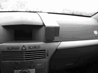 Brodit mount v.Opel Astra 04 - extra strength mount.platform