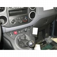Brodit angled mount v.Peugeot Partner 08-18