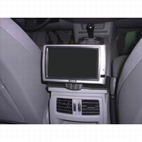 Brodit multimedia scherm houder (middensteun) v. BMW 5 04-