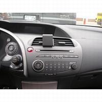 Brodit center mount v. Honda Civic 06-11