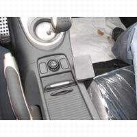 Brodit console mount v. Honda Civic 06-09