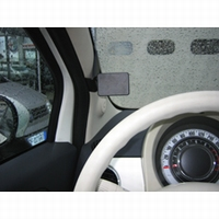 Brodit left mount voor Fiat 500 07-