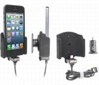Brodit actieve houder met laad-/USBkabel voor Apple iPhone 5