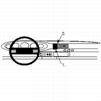 Brodit center mount v. Porsche 911 77-98
