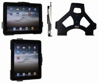 Brodit muursteun voor Apple iPad 1 horizontaal - zwart