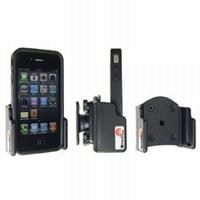 Brodit draaib.pass.houd.v.Apple iPhone 4 m.skin, geen bumper