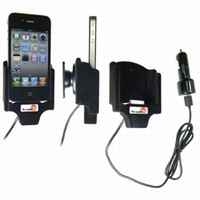 Brodit draaib.act.houd.m.sig.plug v.iPhone 4 padded