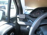 Brodit left mount v. Peugeot 208 12-