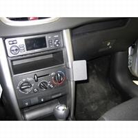 Brodit angled mount v. Peugeot 207 06-