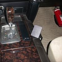 Brodit console mount voor Toyota Landcruiser V8 08-