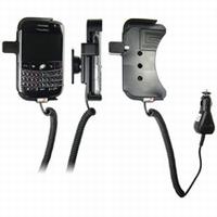 Brodit draaib.houd.act.m.laadkabel v.BlackBerry Bold 9000