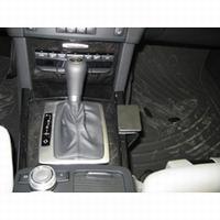 Brodit console mount voor MB E-Class, Sedan 09-, floor shift