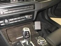 Brodit console mount v. BMW 5 series F10/F11 10-