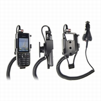 Brodit actieve draaibare houder met sig. plug v.Nokia C2-01