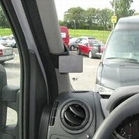 Brodit left mount v Opel Movano 11-