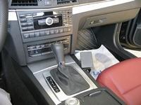 Brodit console mount v. MB E Class (200-430) Coupe/Cabrio