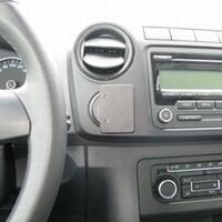 Brodit cent.mount v.Volkswagen Amarok 11-16 (niet GPS dev.)