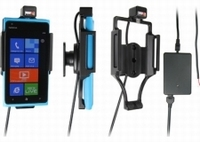 Brodit act. draaib.houder vaste inst. voor Nokia Lumia 900