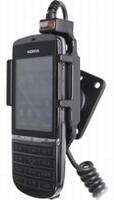 Brodit act. draaib. houd. met sig. plug voor Nokia Asha 300