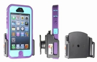 Brodit passieve houder m.tilt swivel v.Apple iPhone 5 m.skin