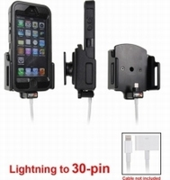 Brodit aanpasb.houd.-lightning kab.30 pin-v.Apple Iphone 5