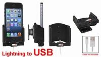 Brodit houd.m.orig.lightning kab.con. naar USB- v.iPhone 5