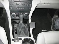 Brodit console mount v. Mercedes GLK 08-12