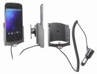 Brodit actieve houder met laadkabel voor LG E960 Nexus 4