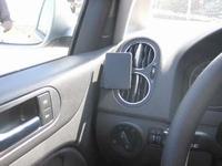 Brodit dashmount linkse montage v. VW Golf Plus 05-