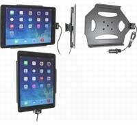 Brodit actieve houder met autolader voor Apple iPad Air